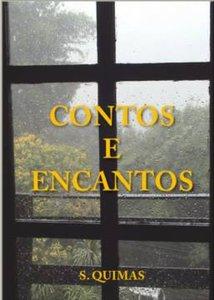 E-book Contos e Encantos por S. Quimas (capa)