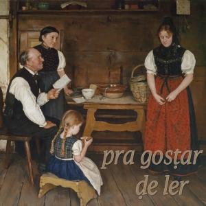 Blog Pra Gostar de Ler: Um blog dedicado à arte e a arte de educar.