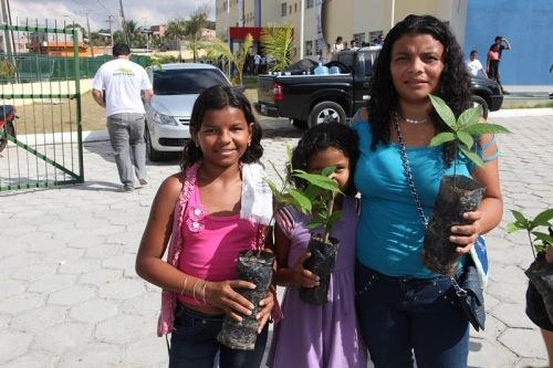 Projeto Semeando Cultura de Paz nas Escolas - Amazonas