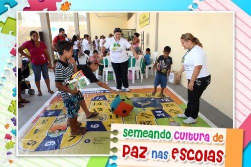 Projeto Semeando Cultura de Paz nas Escolas